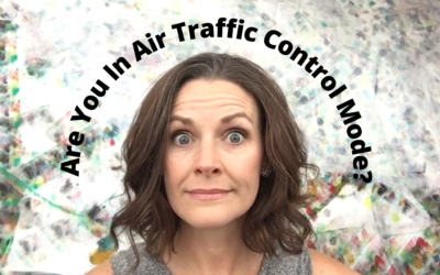 Are you in Air Traffic Control Mode?